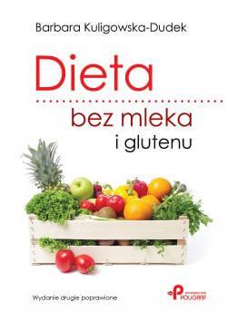 """Książka """"Dieta bez mleka i glutenu"""""""