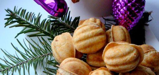 Świąteczne orzeszki