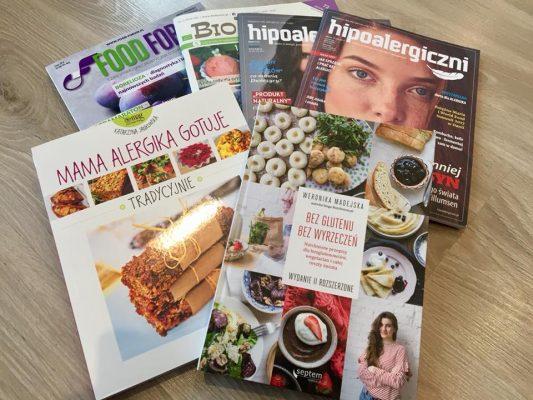 Magazyny i książki