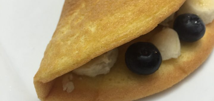 Bezglutenowy omlet biszkoptowy