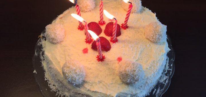 Tort bezglutenowy 2